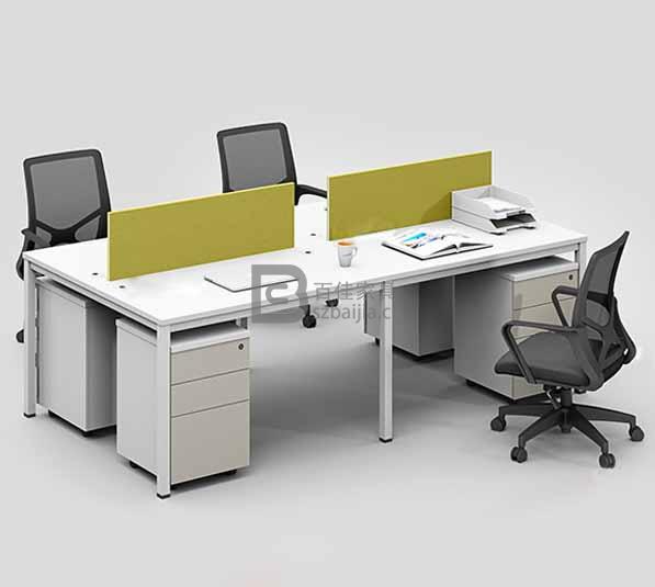 钢架职员桌-14