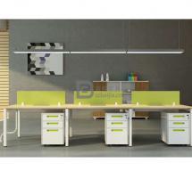 钢架职员桌-62