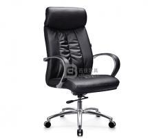 现代皮质大班椅-41