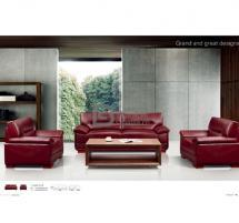 古典办公沙发-13