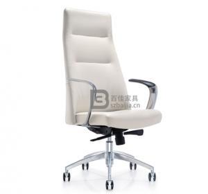 现代皮质大班椅-24