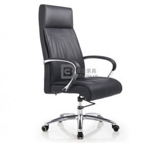 现代皮质大班椅-29