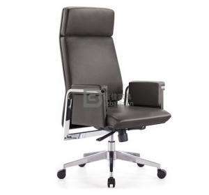 现代皮质大班椅-30