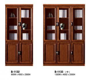 木皮文件柜-12