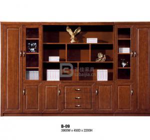 木皮文件柜-13