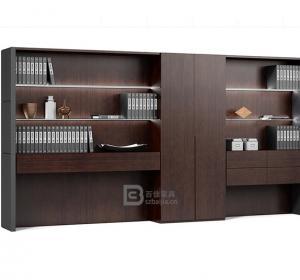 木皮文件柜-15