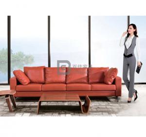 现代办公沙发-63
