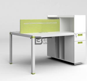 钢架职员桌-08