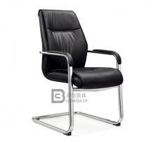 皮质会议椅-27