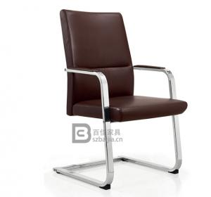 皮质会议椅-25