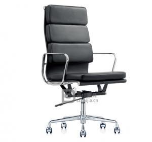 现代皮质大班椅-22