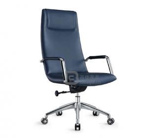 现代皮质大班椅-45