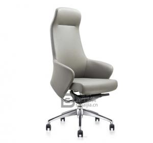 现代皮质大班椅-39