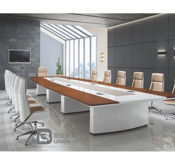油漆会议桌-25