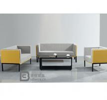 现代办公沙发-59