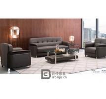古典办公沙发-15