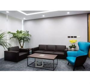 现代办公沙发-50