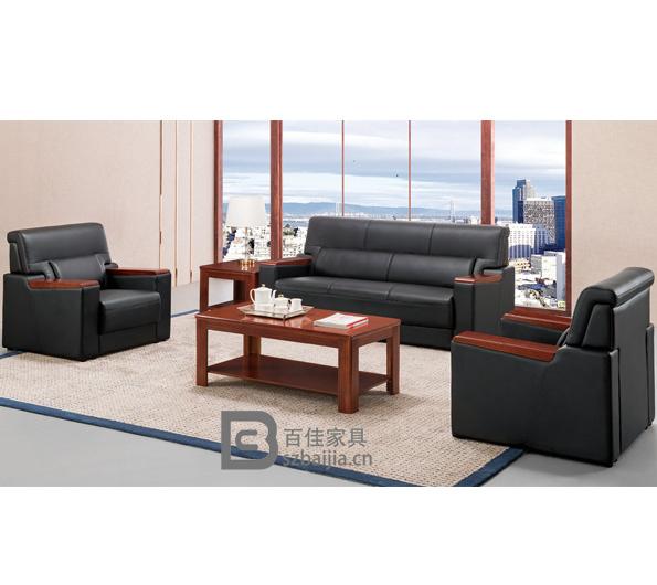 古典办公沙发-17