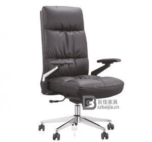 现代皮质大班椅-40