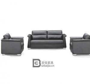 现代办公沙发-57
