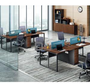 钢架职员桌-44