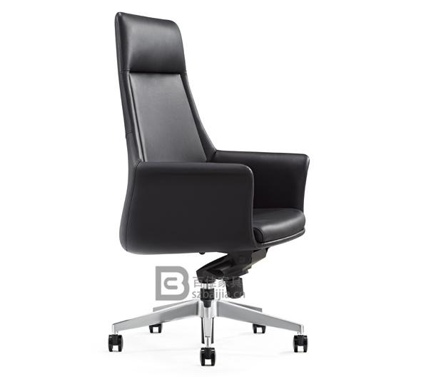 现代皮质大班椅-50