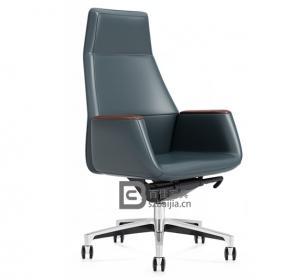 皮质班椅-47