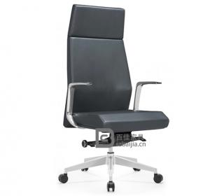 现代皮质大班椅-25