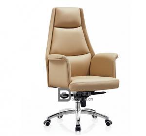 皮质班椅-44