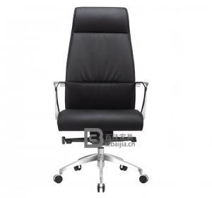 现代皮质大班椅-28