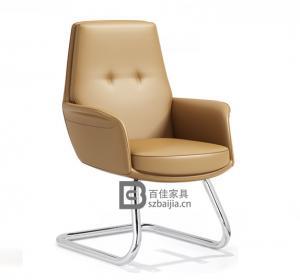 皮质会议椅-34