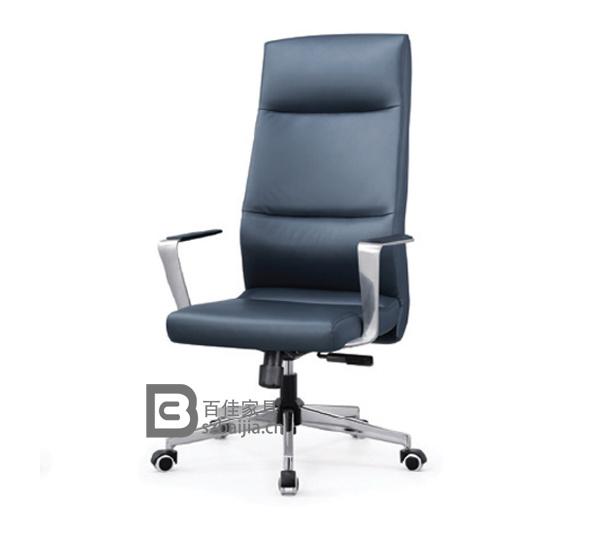 现代皮质大班椅-03