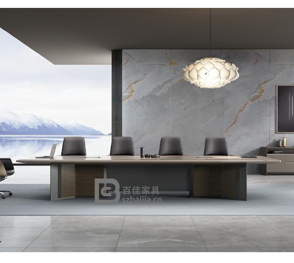 油漆会议桌-13