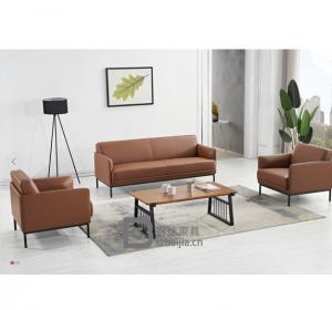 现代办公沙发-60
