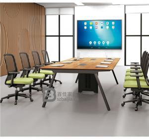 钢架会议桌-02