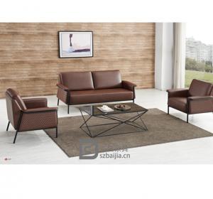 现代办公沙发-54
