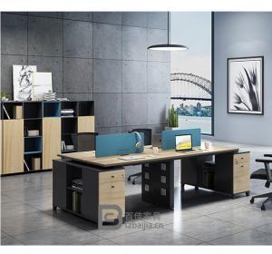 钢架职员桌-49