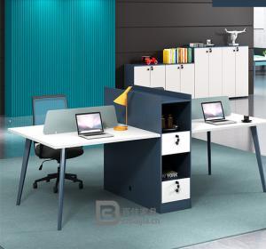 钢架职员桌-43