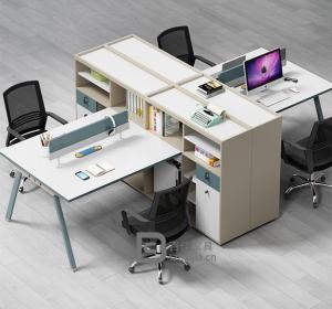 钢架职员桌-05