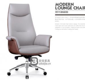 皮质班椅-54