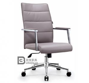 皮质班椅-56