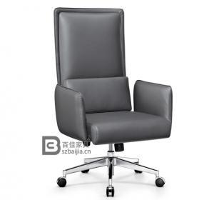 皮质班椅-57