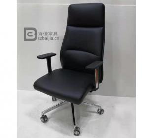 皮质班椅-58