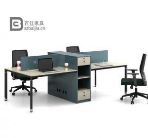 钢架职员桌-71