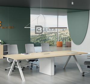 钢架会议桌-43
