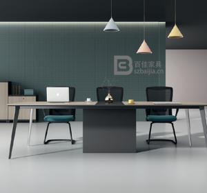 钢架会议桌-44