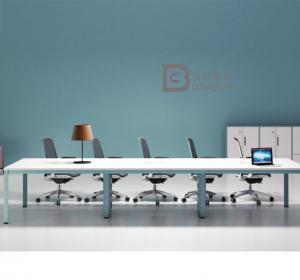 钢架会议桌-49